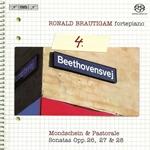 BEETHOVEN, L. van: Piano Works (Complete), Vol.  4 (Brautigam) - Sonatas Nos. 12-15
