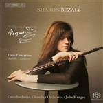 MOZART: Flute Concertos Nos. 1 and 2 / Concerto for Flute and Harp / Andante in C major / Rondo in D major (Bezaly)
