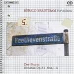 BEETHOVEN, L. van: Piano Works (Complete), Vol.  5 (Brautigam) - Sonatas Nos. 16-18