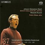 BACH, J.S.: Cantatas, Vol. 37 (Suzuki) - BWV 35, 169, 170, 200