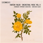 VALEN, F.: Orchestral Music, Vol. 2 (Eggen) - Symphonies Nos. 2 and 3 / Epithalamion