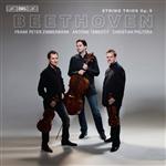 BEETHOVEN, L. van: String Trios, Op. 9 (Trio Zimmermann)