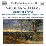 Songs of Travel /  The House of Life (English Song, Vol. 14)