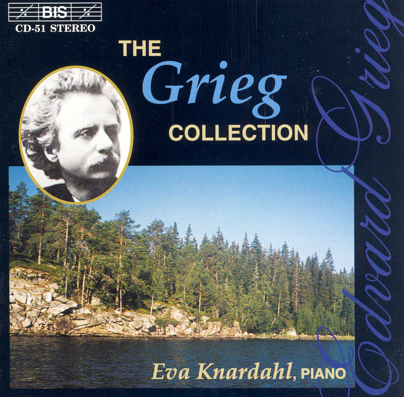 GRIEG: Piano Music BIS