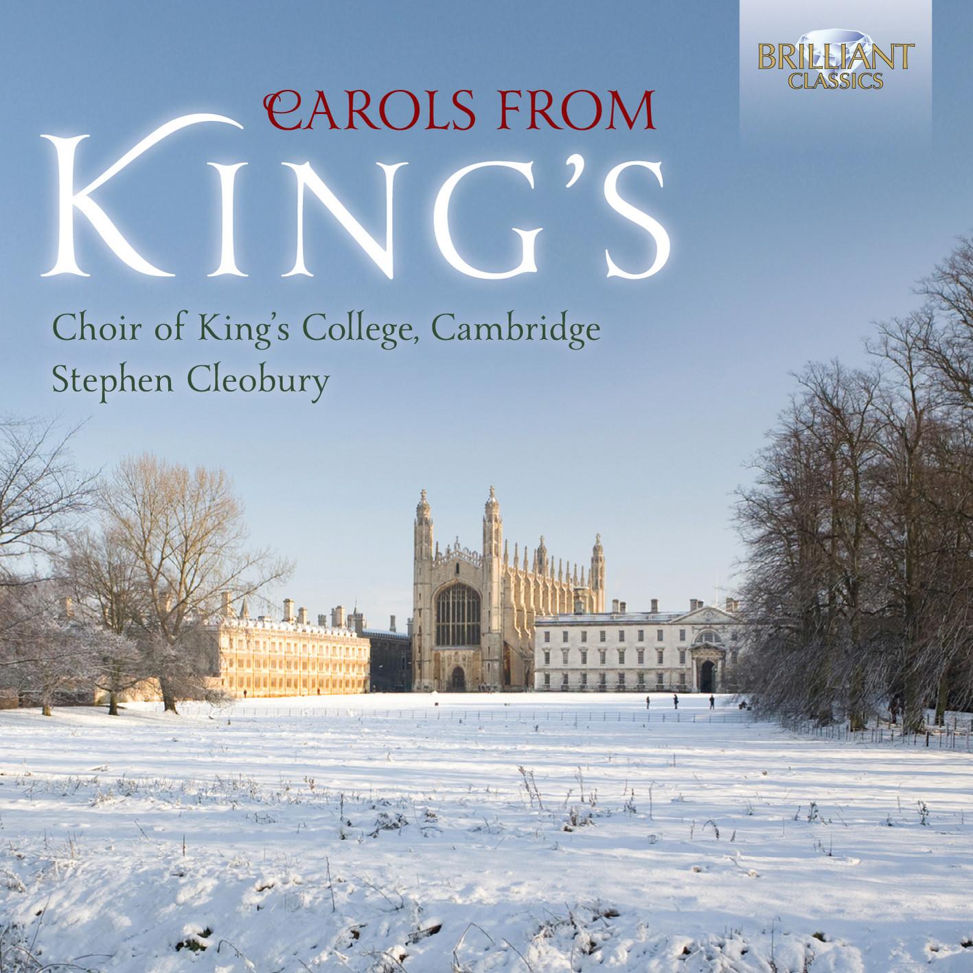 King\'s College Choir, Cambridge: Carols from King\'s Classical Choir ...