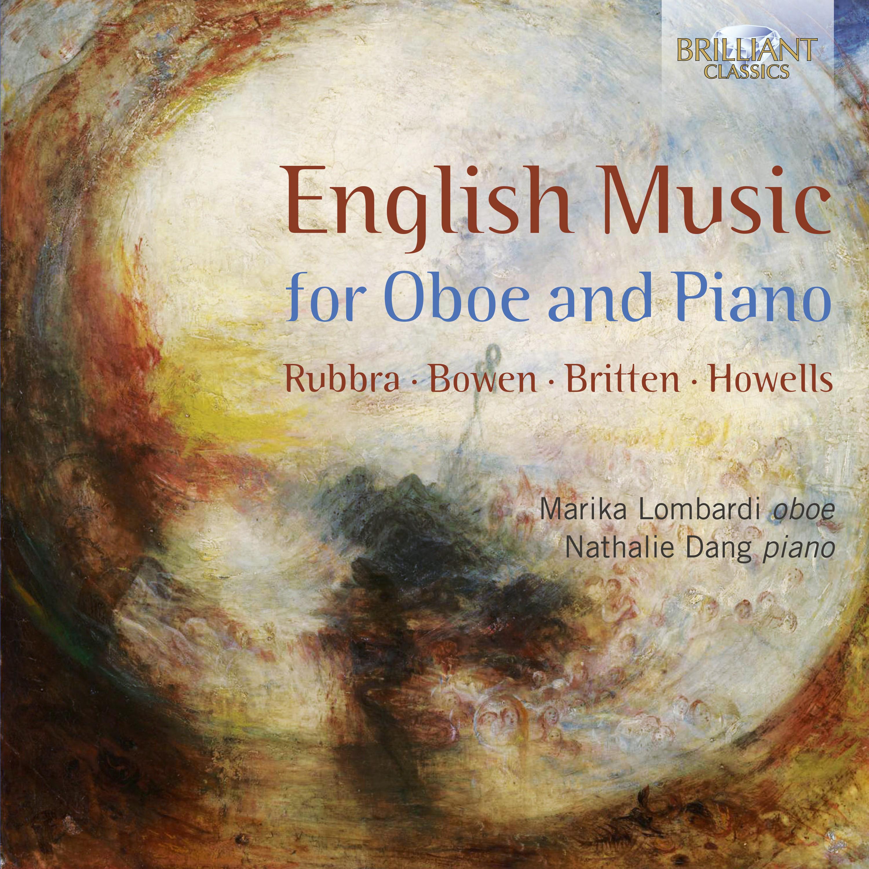 Risultati immagini per english oboe brilliant classics
