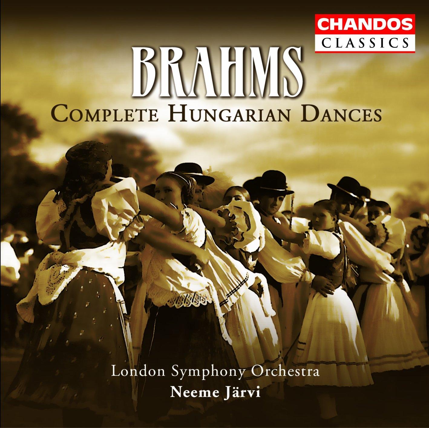 Brahms Complete Hungarian Dances Orchestral Amp Concertos