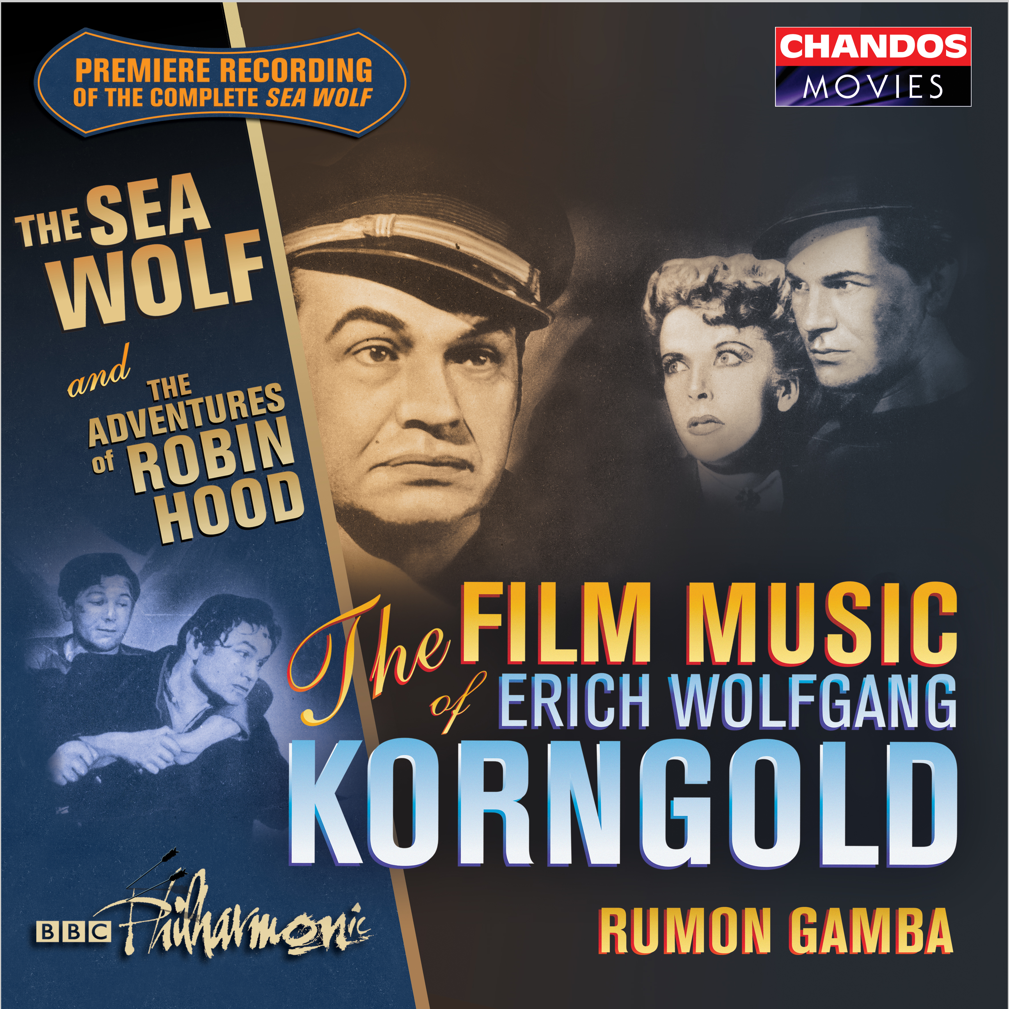 Download Song Manwa Of October Movie: Korngold: The Film Music Of Erich Wolfgang Korngold