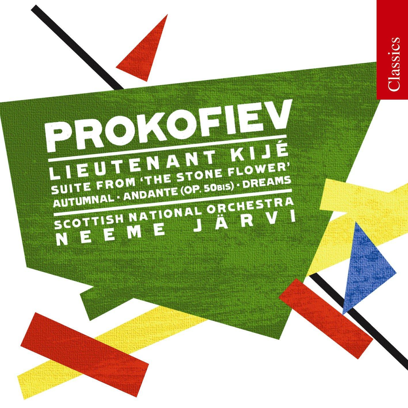 Image result for lt kije album cover