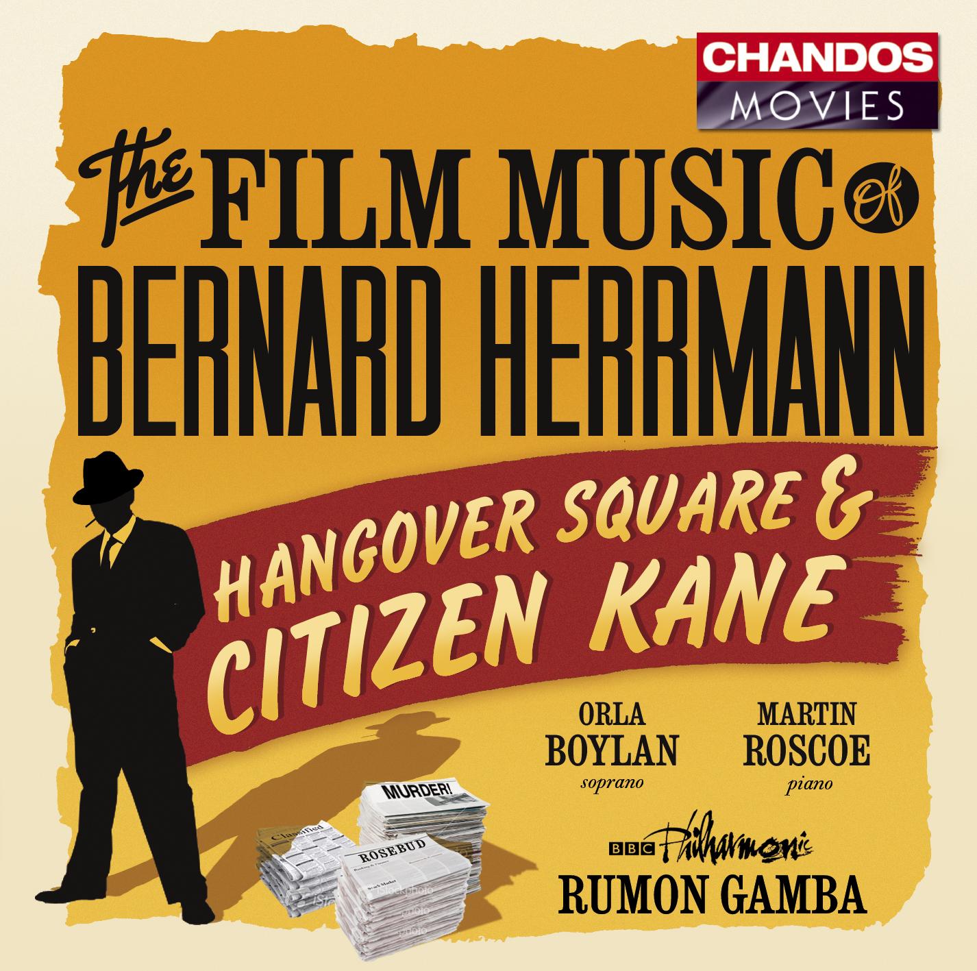 Herrmann: The Film Music of Bernard Herrmann Film & TV Music