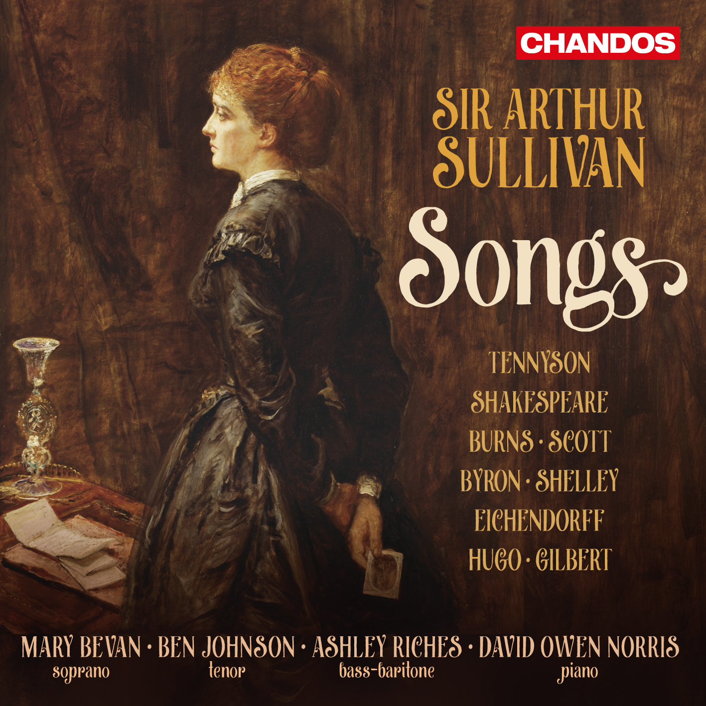 Sullivan - Songs Vocal & Song Chandos