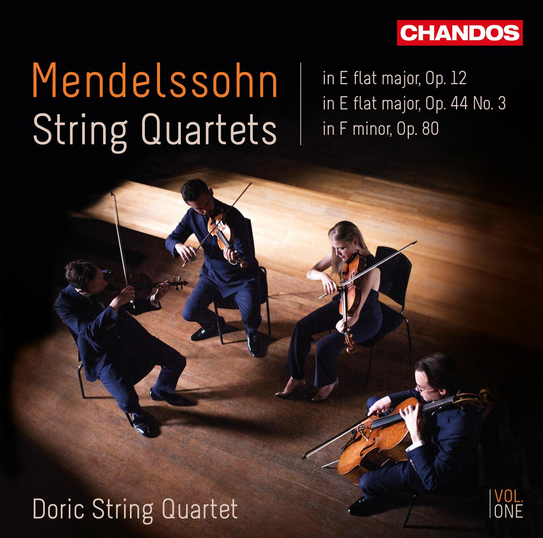String Quartet No. 5 in E-flat Major, Op. 44, No. 3 - Viola
