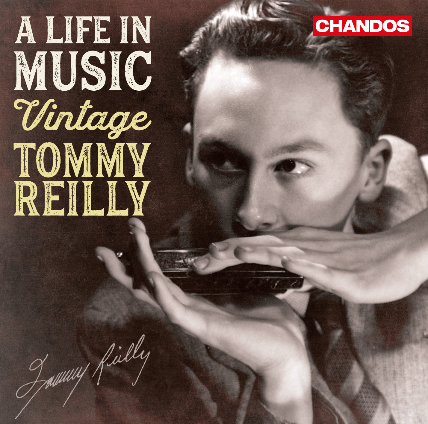d29067e9 A Life in Music - Vintage Tommy Reilly Compilations & Collections ...