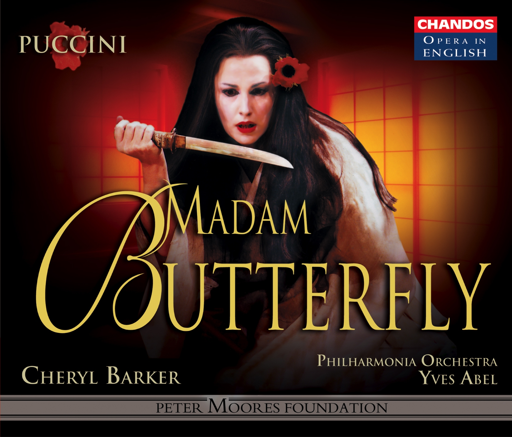 Puccini: Madam Butterfly Vocal & Song Opera in English Opera