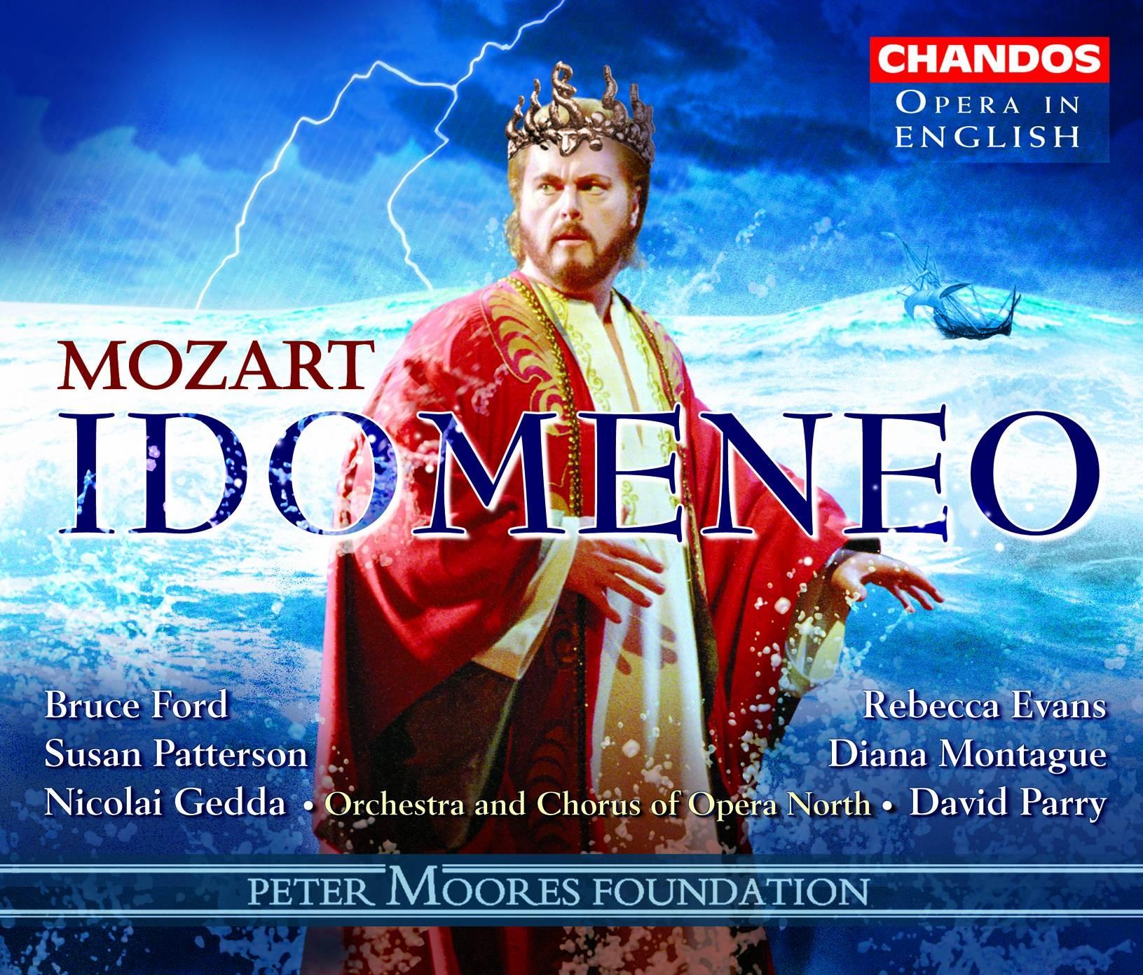 Mozart Idomeneo Vocal Amp Song Opera In English Opera In