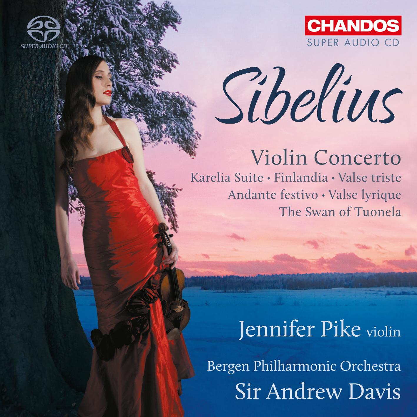 Image result for CHANDOS SIBELIUS violin concerto