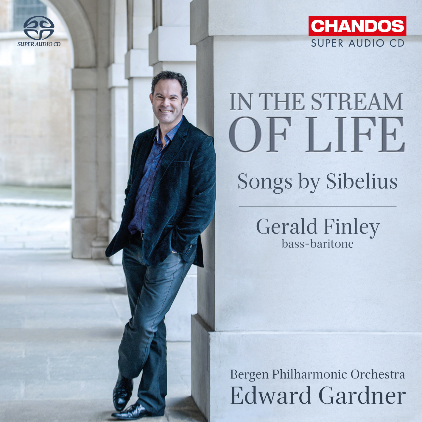 Bildresultat för In the Stream of Life – Songs by Sibelius