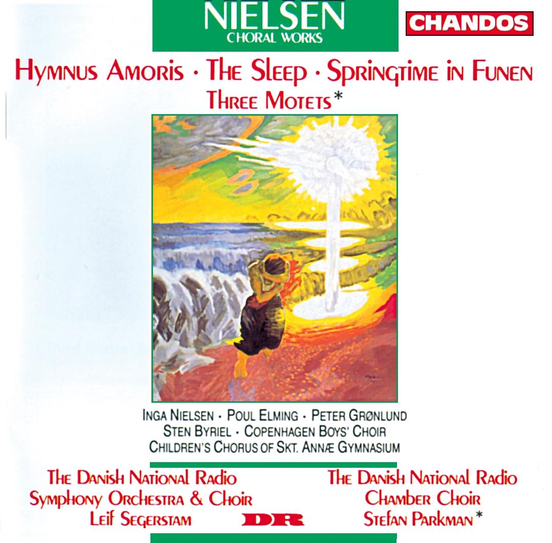 Risultati immagini per nielsen hymnus amoris chandos