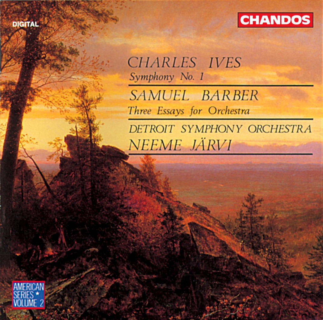 ives symphony no barber three essays for orchestra ives symphony no 1 barber three essays for orchestra orchestral concertos chandos