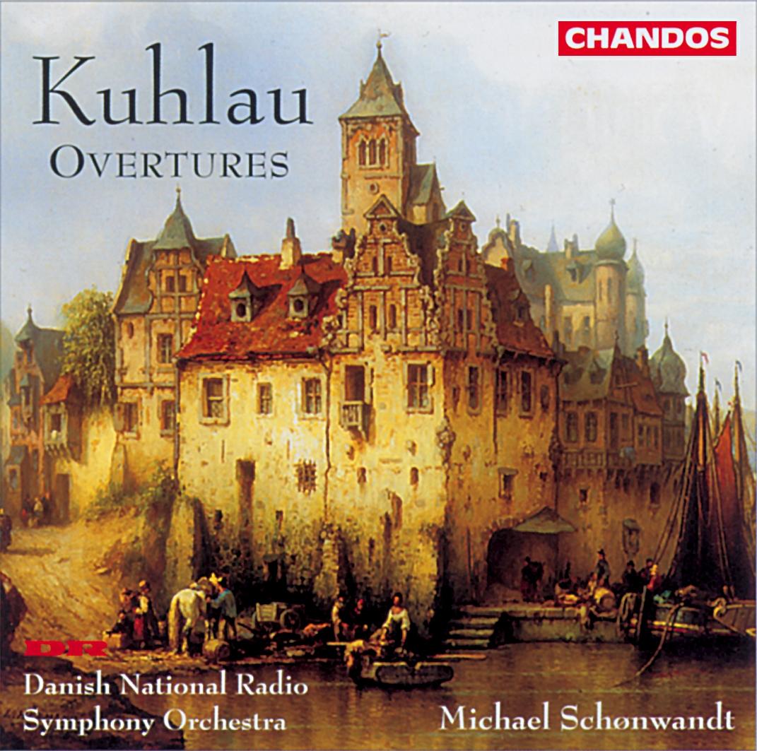 Kuhlau: Overtures Orchestral & Concertos Chandos