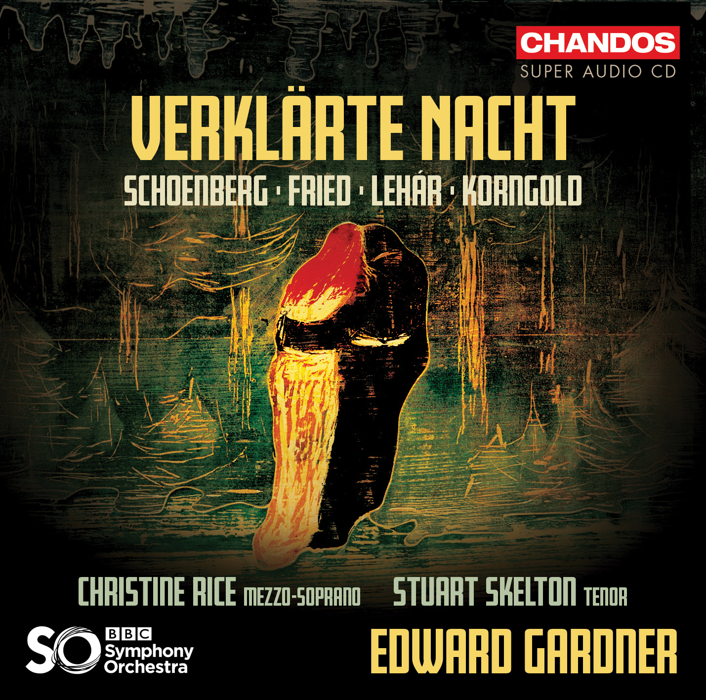 German Orchestral Songs Etc Vocal Song Chandos