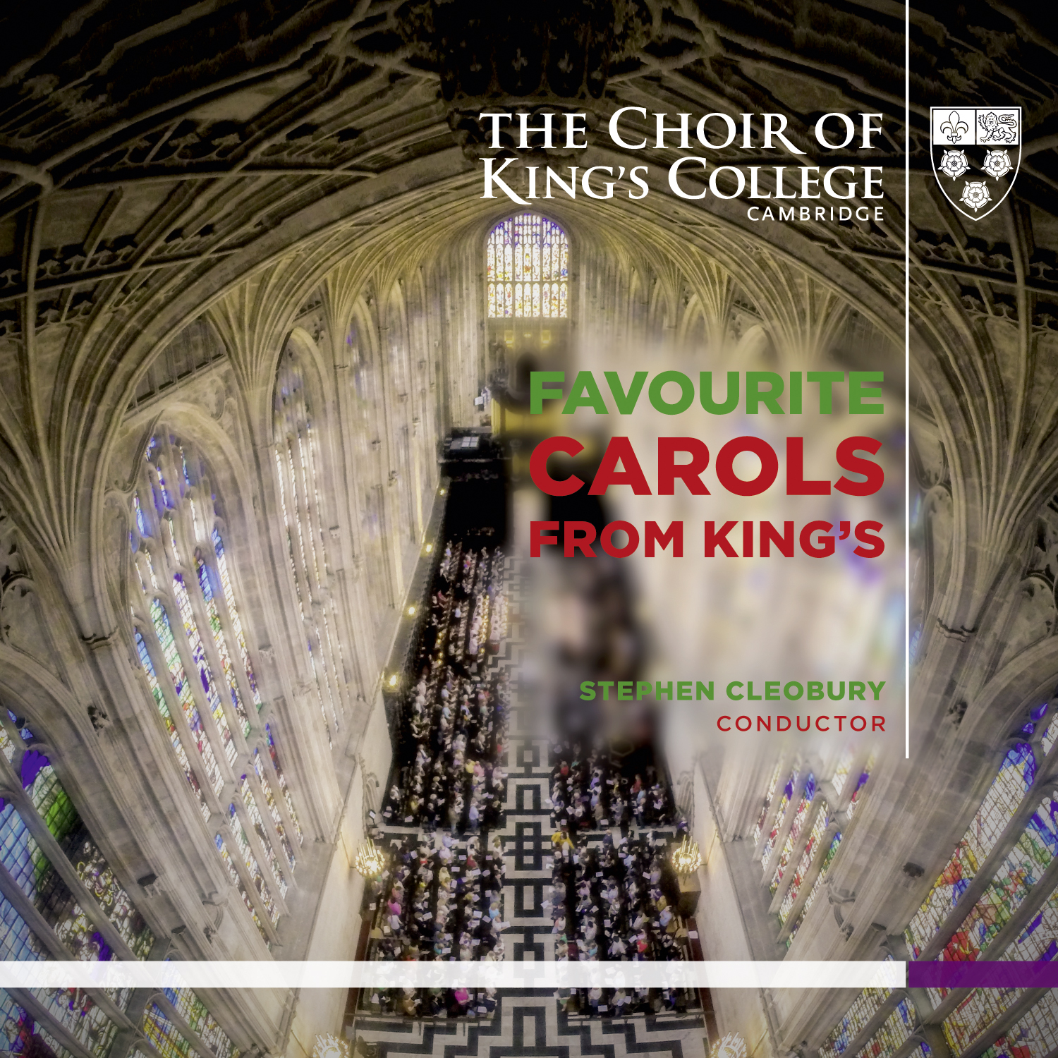 Favourite Carols from King\'s Christmas Choir Kings College
