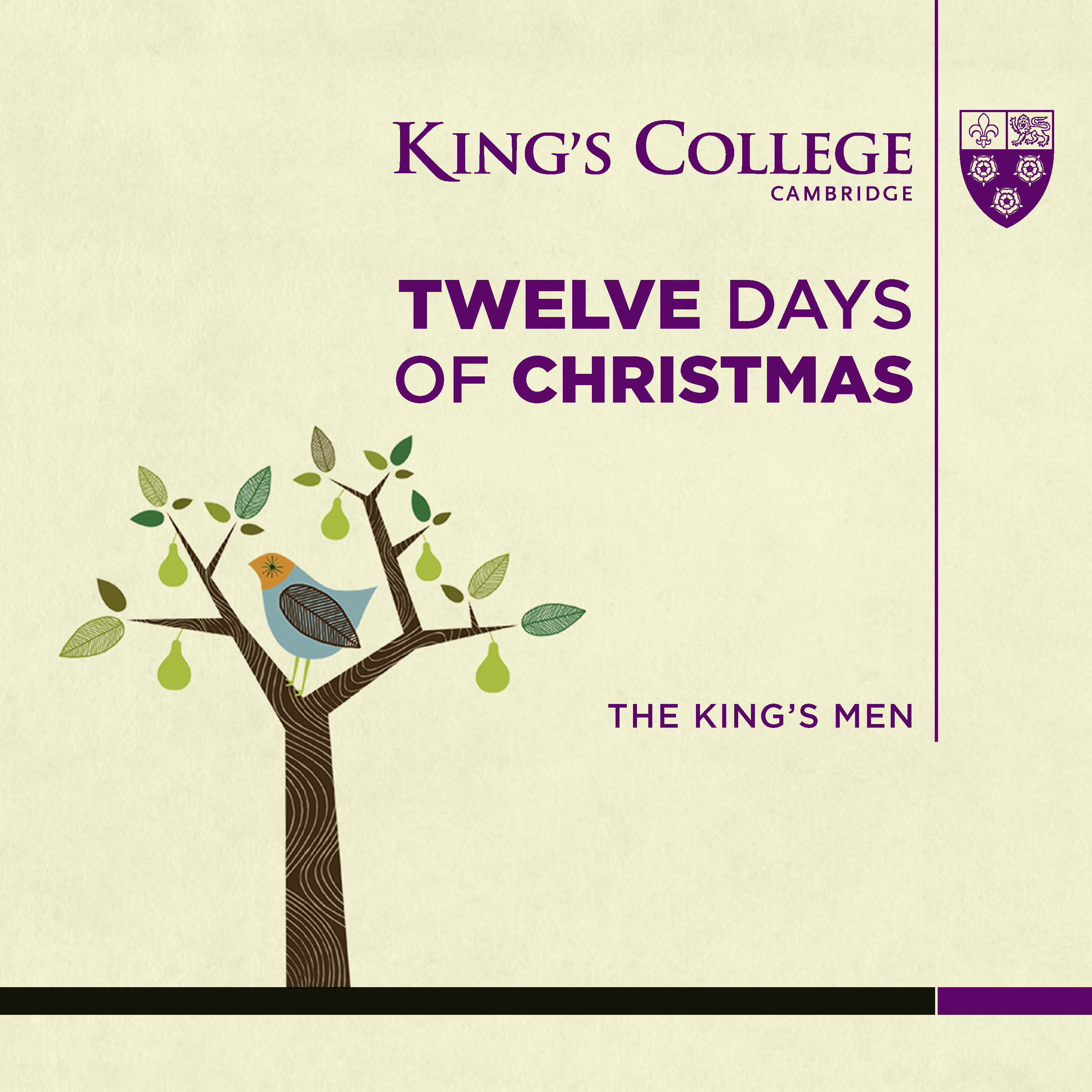 Twelve Days of Christmas Vocal & Song Christmas Kings College