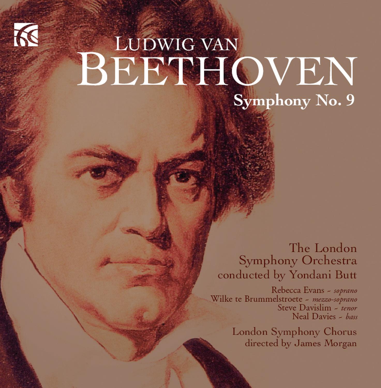 Beethoven - Symphony No 9 Orchestral & Concertos Vocal & Song Nimbus