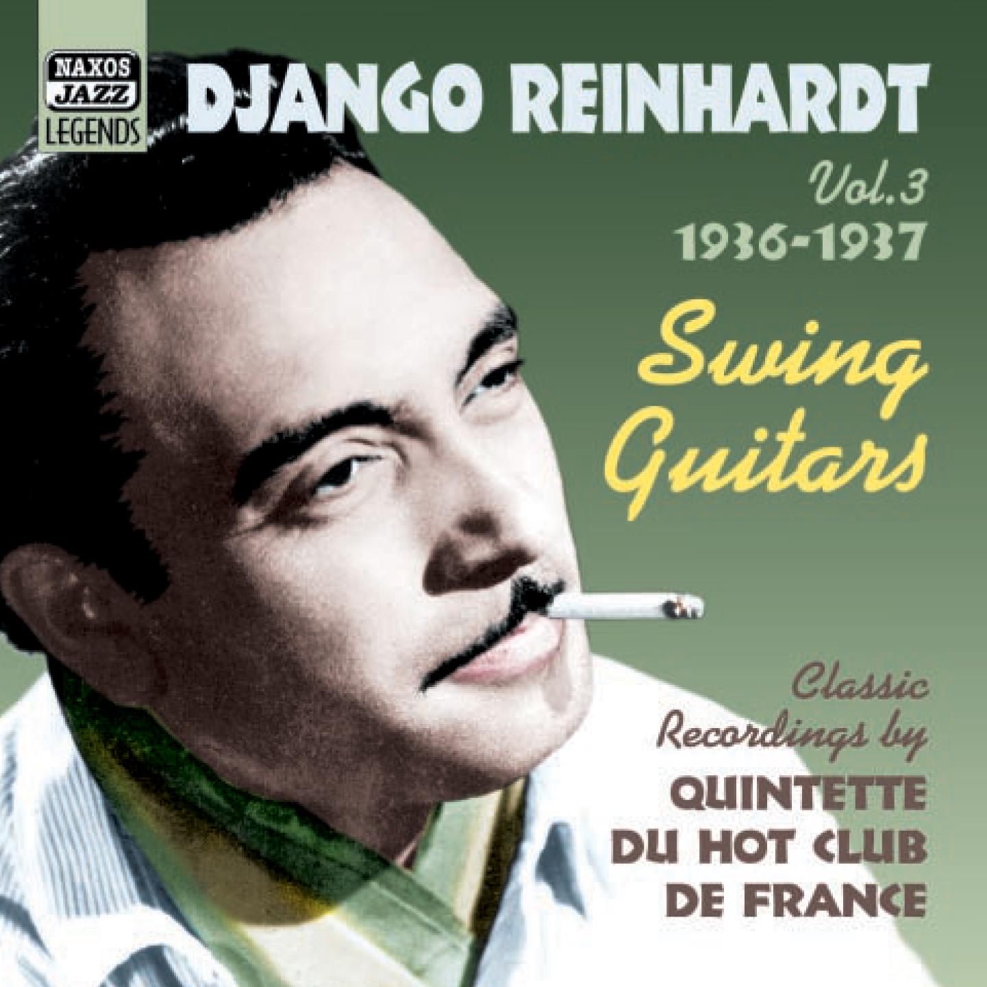 Django Reinhardt - Swing Guitars Vol 3.
