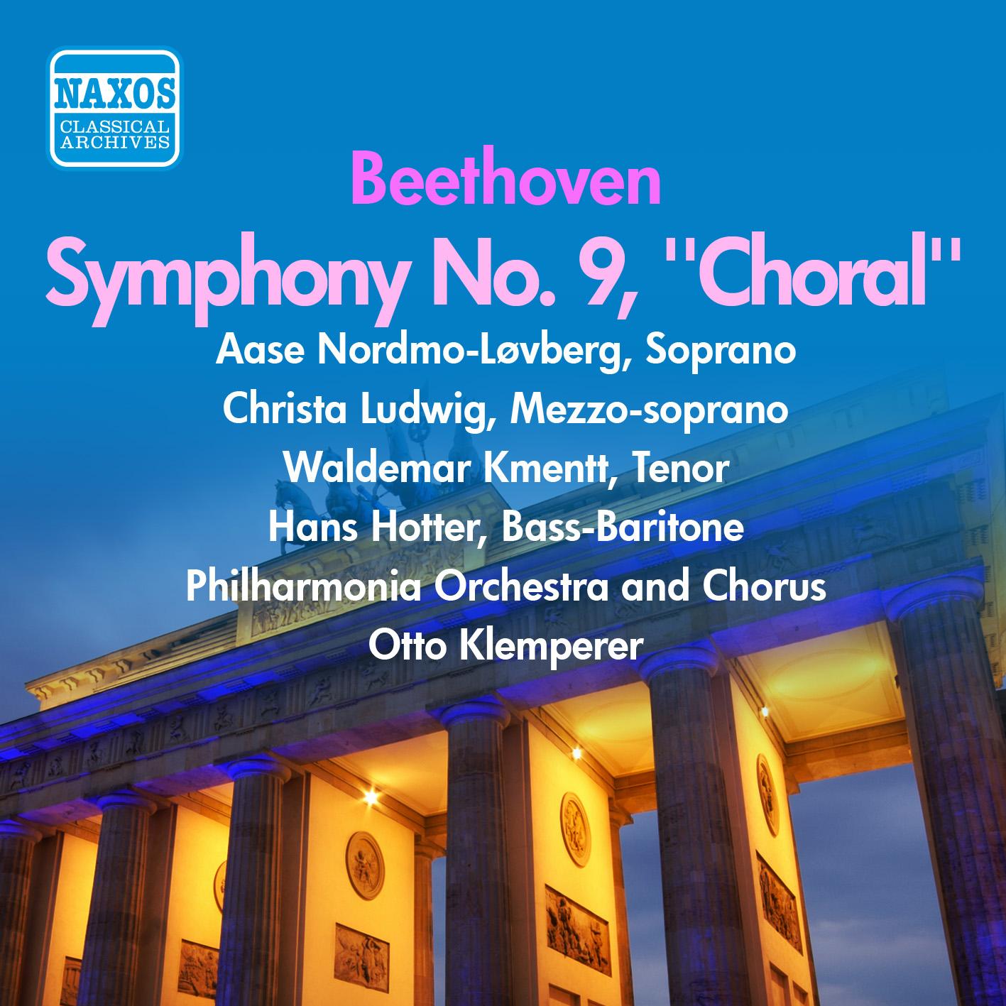 BEETHOVEN: Symphony No  9,