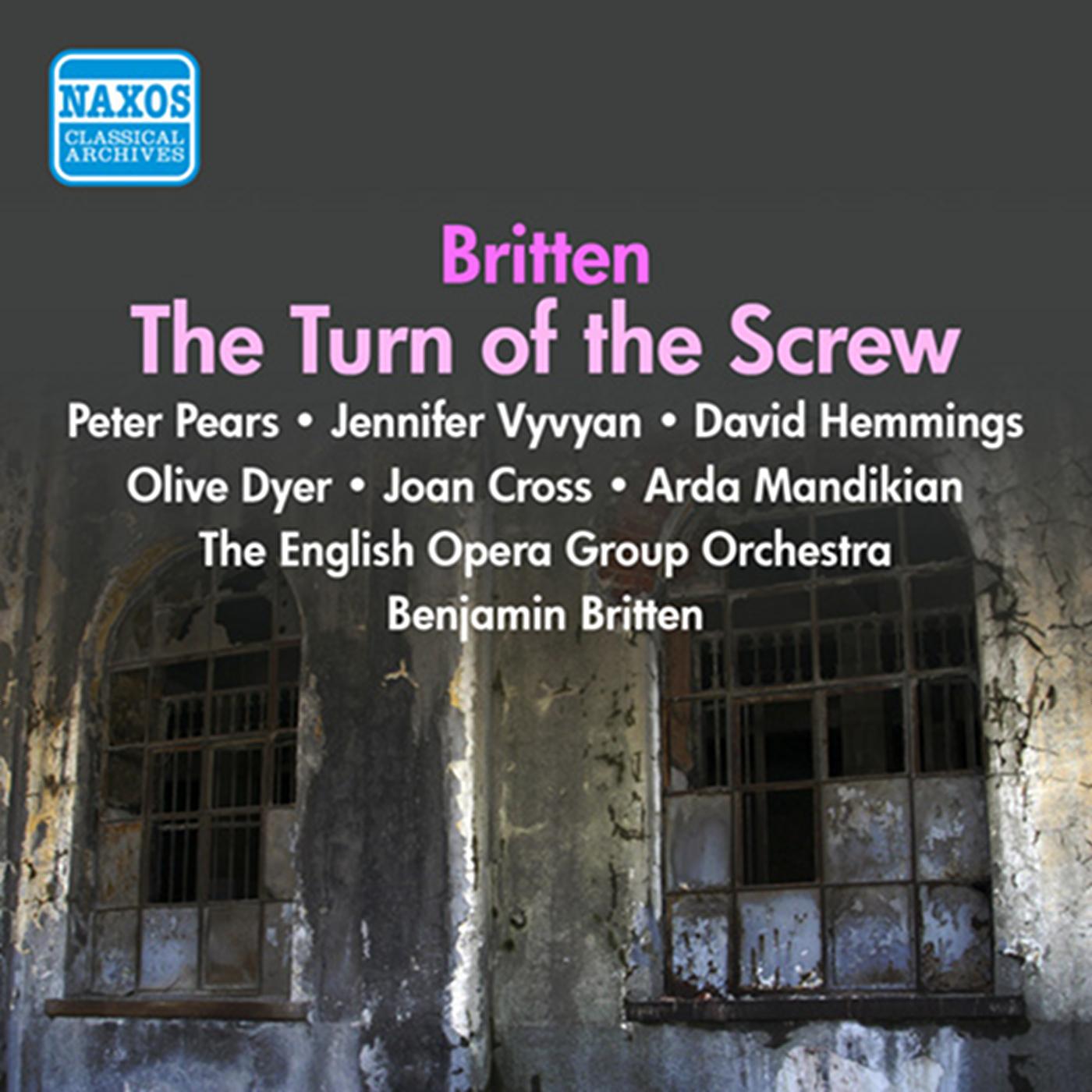 BRITTEN: Turn of the Screw (The) (Britten) (1955) Classical