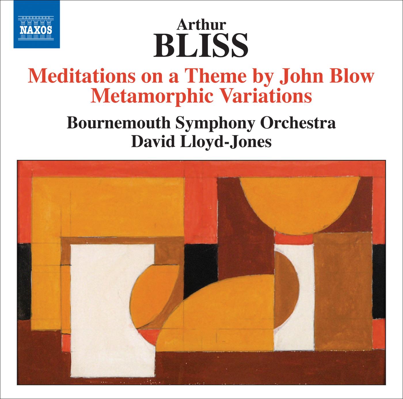 Lloyd Jones Illustration June 2011: BLISS, A.: Meditations On A Theme By John Blow