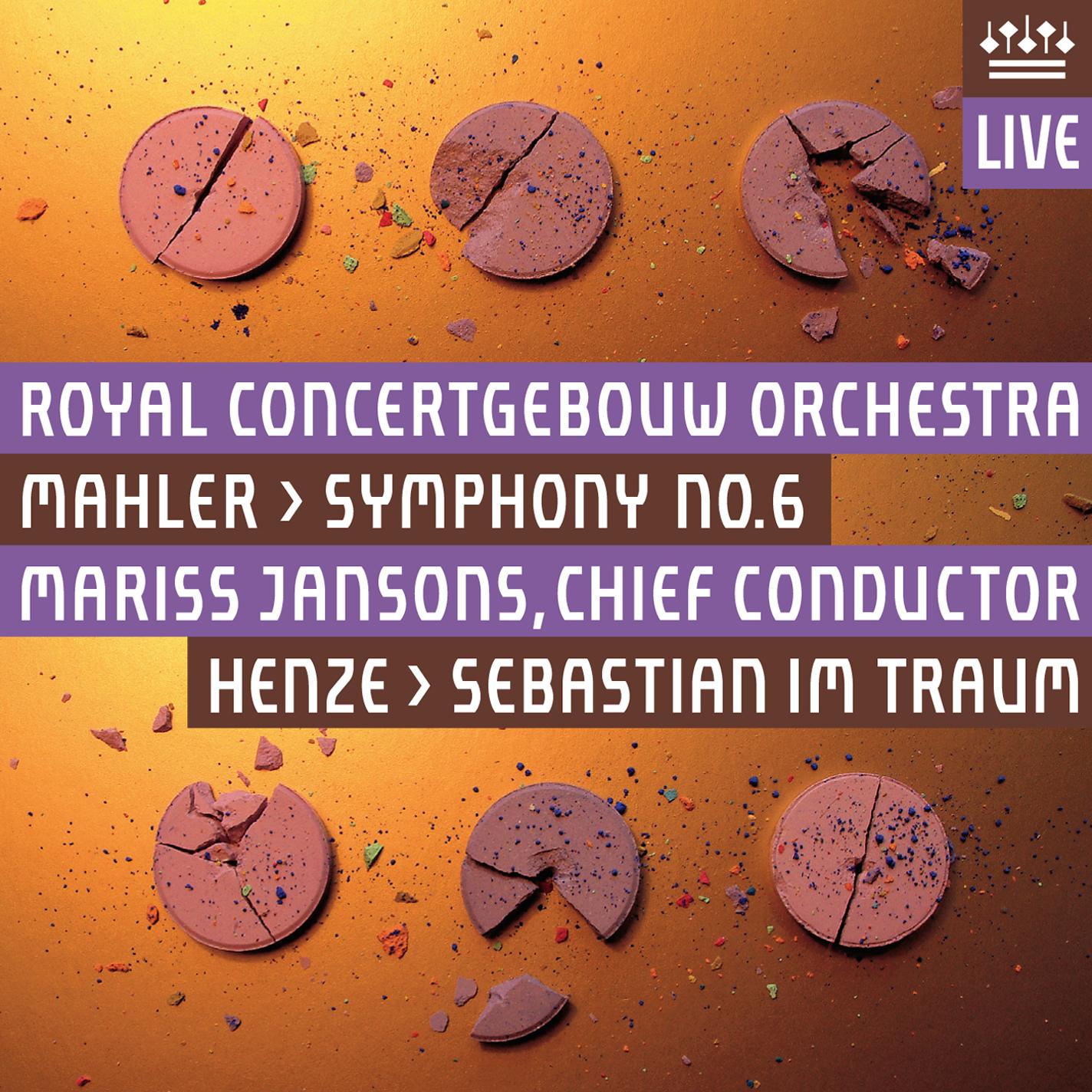 Hans Werner Henze - Royal Winter Music