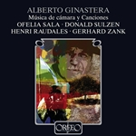 Ginastera: Chamber & Vocal Works