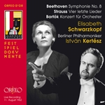 Beethoven, Strauss & Bartók: Orchestral Works (Live)