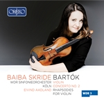 Bartók: Works for Violin & Orchestra