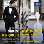 R. Strauss: Don Quixote, Op. 35, TrV 184 & Other Works