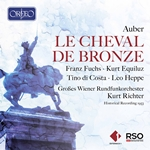 Auber: Le cheval de bronze (Sung in German)