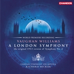 Vaughan Williams: A London Symphony (Original 1913 version) - LP