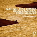 Bach, Bull, Byrg, Gibbons, Hassler, Pachelbel, Ritter & Strogers (Alpha Collection)