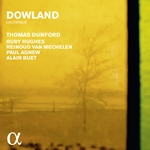 Dowland: Lachrimae (Alpha Collection)