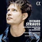 Richard Strauss: Also sprach Zarathustra, Don Juan, Till Eulenspiegel
