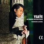 Ysaÿe: Six Sonatas for Solo Violin