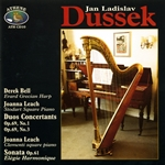 Dussek, J.L.: Duo Concertants, Op. 69, Nos. 1 and 3 / Sonata, Op. 61,