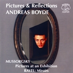 Boyde, Andreas: Pictures and Reflections