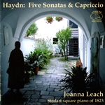 Haydn, J.: 5 Sonatas and Capriccio