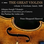The Great Violins, Vol. 4