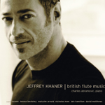 Jeffrey Khaner plays British Flute Music
