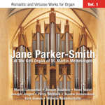 Jane Parker-Smith at The Goll Organ of St. Martin Memmingen