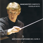 Beethoven: Symphonies Nos 2 and 5